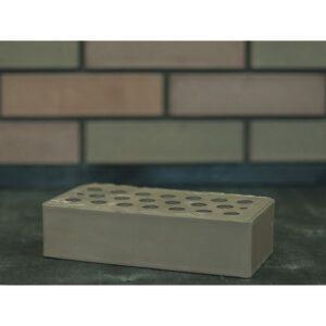 Кирпич пустотелый одинарный коричневый М150, F100, 1НФ, 250х120х65 мм. Стройкерамика г.Новосибирск