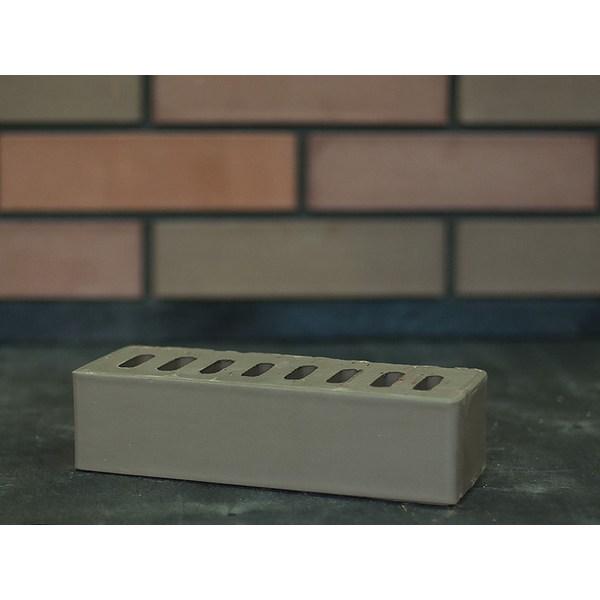Кирпич пустотелый ЕВРО коричневый М150, F100, 0,7НФ, 250х85х65 мм. Стройкерамика г.Новосибирск