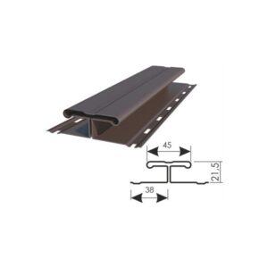 Соединительная планка 45х2500 мм. Дамир PRINTECH