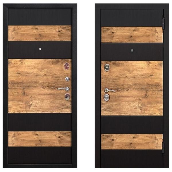 Дверь металлическая входная ОКСФОРД 860(960)x2050х95 мм.