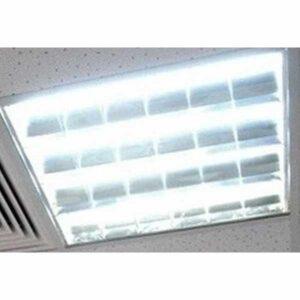 Светильник встраиваемый COMFORT LED XY410FISL (с 4-мя Led лампами)