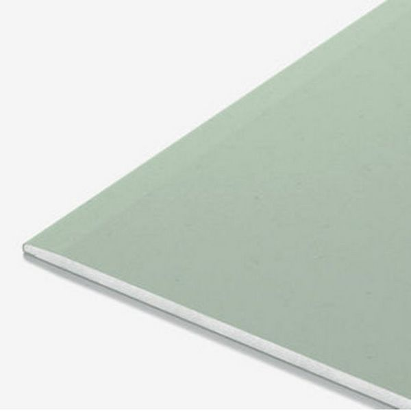 Гипсокартон 1200х2500х9,5 мм влагостойкий, KNAUF 1/66 ГСП-Н2