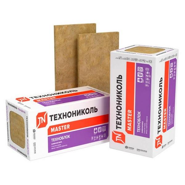 Базалит Техноблок Проф пл.60-70, 1200x600x50 (0,288м3), 1уп=8плит (аналог Л-75)