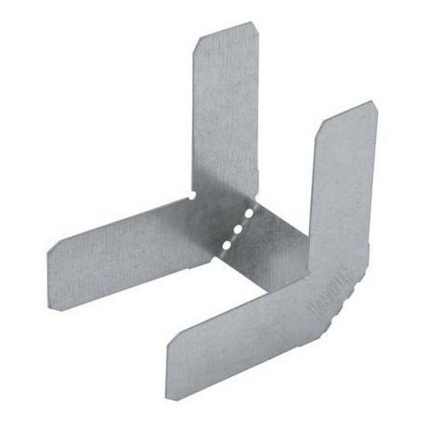 Соединитель угловой 90 градусов для ПП 60x27 КНАУФ 1/50