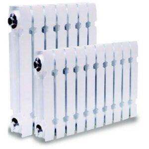 Радиатор AQS 500 мм чугунный 4 секции