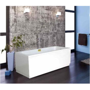 Ванна акриловая RAV-1400 1400х700х620, белая