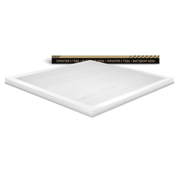 Панель светодиодная NEOX LP-02 (без ЭПРА), 36 Вт, 6500 К, 2700 Лм, 595x595x8 мм, 1/4