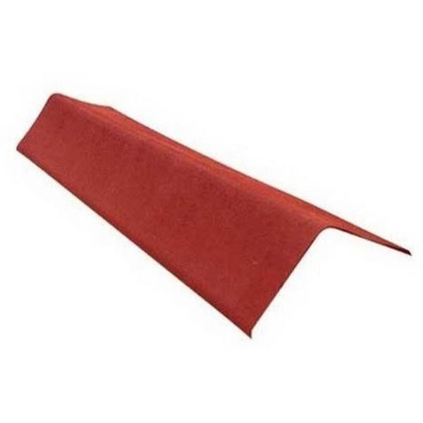 Щипцовый элемент Красный 1000x500 мм.