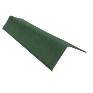 Щипцовый элемент Зеленый 1000x500 мм.