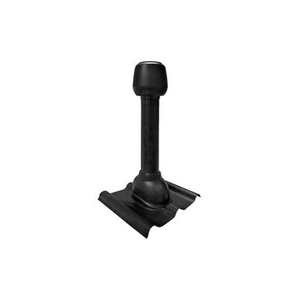 Вентиляционная труба Ондувилла Чёрный 40х48 см.