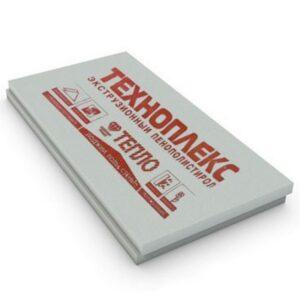 Экструзионный пенополистирол Техноплекс 50x600x2400 мм.