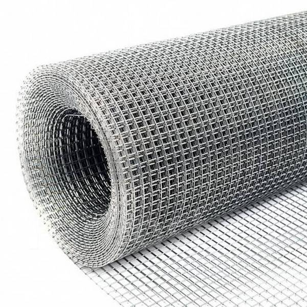 Сетка металлическая 25х25х920х0,9 мм. цинк Адмирал рул/30м (сварная)
