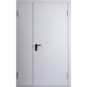 Противопожарные двери ДПМ 1280х2050 мм.