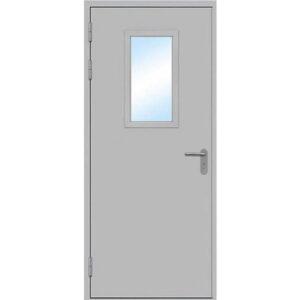 Противопожарные двери ДПМ0-01 960х2050 мм.