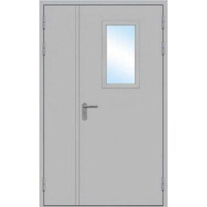 Противопожарные двери ДПМ0-02 1200х2050 мм.