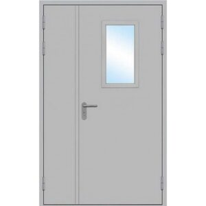 Противопожарные двери ДПМ0-02 1300х2050 мм.
