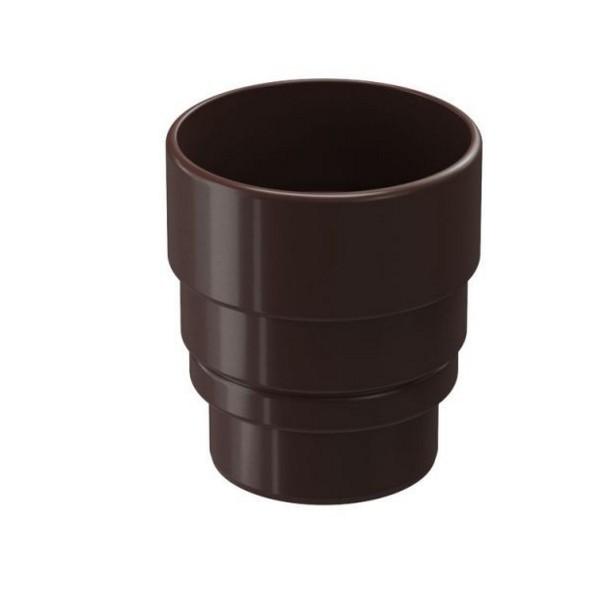 Водосточная система Docke LUX / Standard Переходник Шоколад
