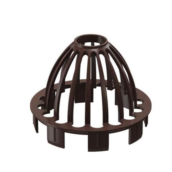 Водосточная система Docke PREMIUM Сетка защитная Шоколад