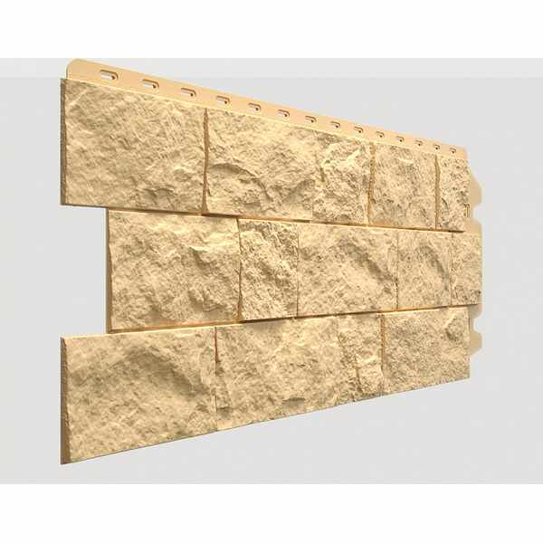 Панель Docke Fels 1050x450 мм. 0.45м2 Слоновая кость