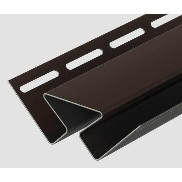 Внутренний угол Docke 3000 мм. Шоколад