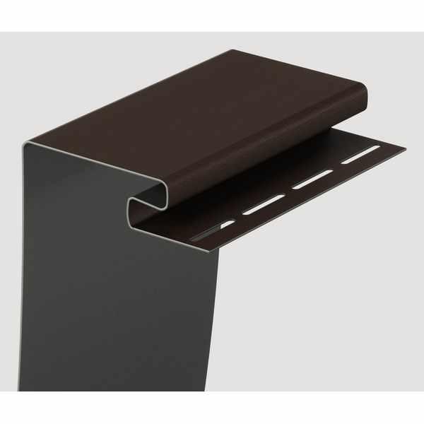 Околооконный профиль Docke  3600 мм. Шоколад