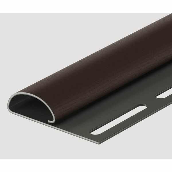 Финишный профиль Docke 3000 мм. Шоколад