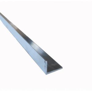 Уголок алюминиевый 20х25, 3000мм мм.
