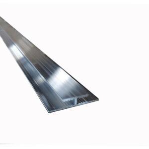 Профиль алюминиевый стыковочный 3000 мм мм.