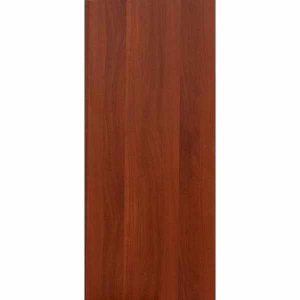 Дверь межкомнатная Итальянский орех, глухое гладкое, 60 см.