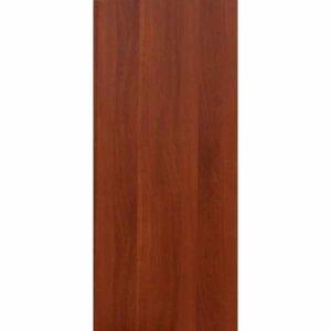 Дверь межкомнатная Итальянский орех, глухое гладкое, 80 см.