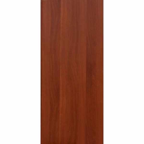 Дверь межкомнатная Итальянский орех, глухое гладкое, 90 см.