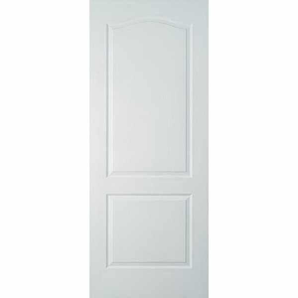 Дверь межкомнатная Классик огрунтованная, глухое, 80 см.