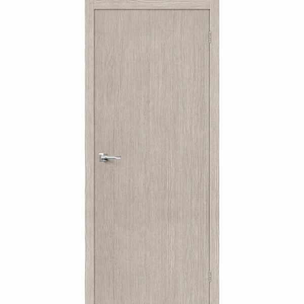 Дверь межкомнатная Тренд-0 Капучино, глухое, 60 см.