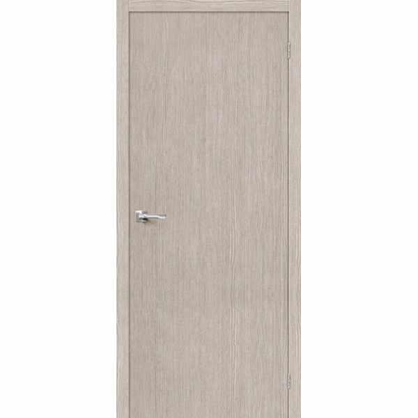 Дверь межкомнатная Тренд-0 Капучино, глухое, 80 см.