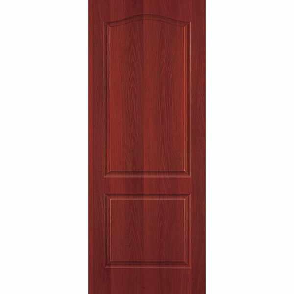 Дверь межкомнатная Палитра итальянский орех, глухое, 80 см.