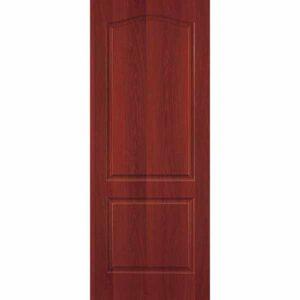 Дверь межкомнатная Палитра итальянский орех, глухое, 90 см.
