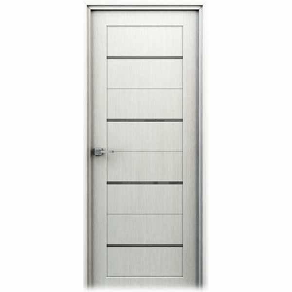 Дверь межкомнатная Орион Перламутр, с декоративными элементами, 80 см.