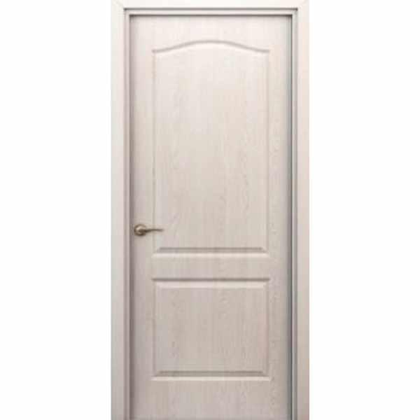 Дверь межкомнатная Палитра беленый дуб, глухое, 70 см.