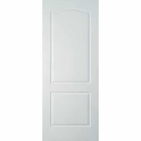 Дверь межкомнатная Классик огрунтованная, глухое, 60 см.