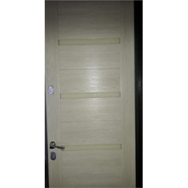 Утепленная дверь с терморазрывом Юпитер-1 860х2050 мм.